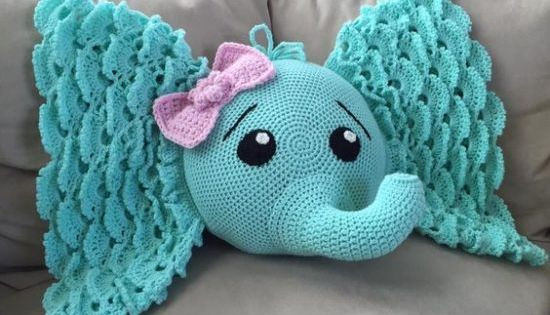 Crochet Elephant Pillow Elegant Elephant Crochet Lots Of Adorable Patterns Of Brilliant 43 Images Crochet Elephant Pillow