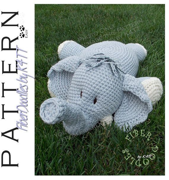 Crochet Elephant Pillow Lovely 17 Best Ideas About Crochet Elephant Pattern On Pinterest Of Brilliant 43 Images Crochet Elephant Pillow