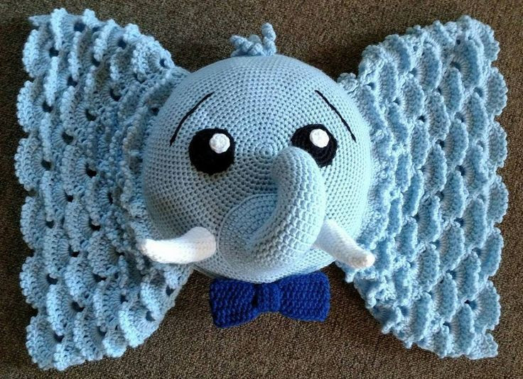 Crochet Elephant Pillow Luxury 293 Melhores Imagens De Made by You No Pinterest Of Brilliant 43 Images Crochet Elephant Pillow