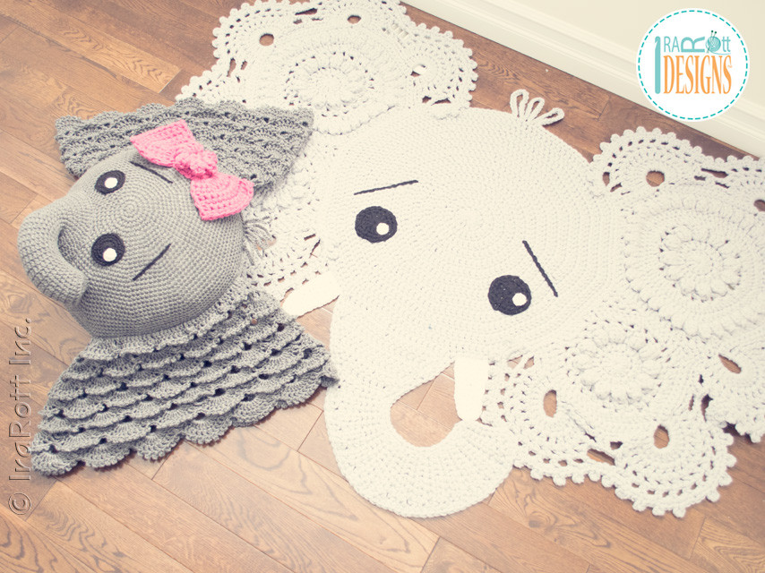 Crochet Elephant Pillow New Josefina and Jeffery Elephant Crochet Patterns Of Brilliant 43 Images Crochet Elephant Pillow