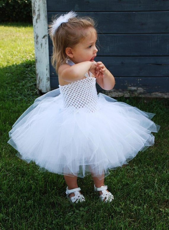 Crochet Flower Girl Dress Fresh Flower Girl Crochet Tutu Halter Dress Size Nb to 24 Months Of Contemporary 42 Pics Crochet Flower Girl Dress
