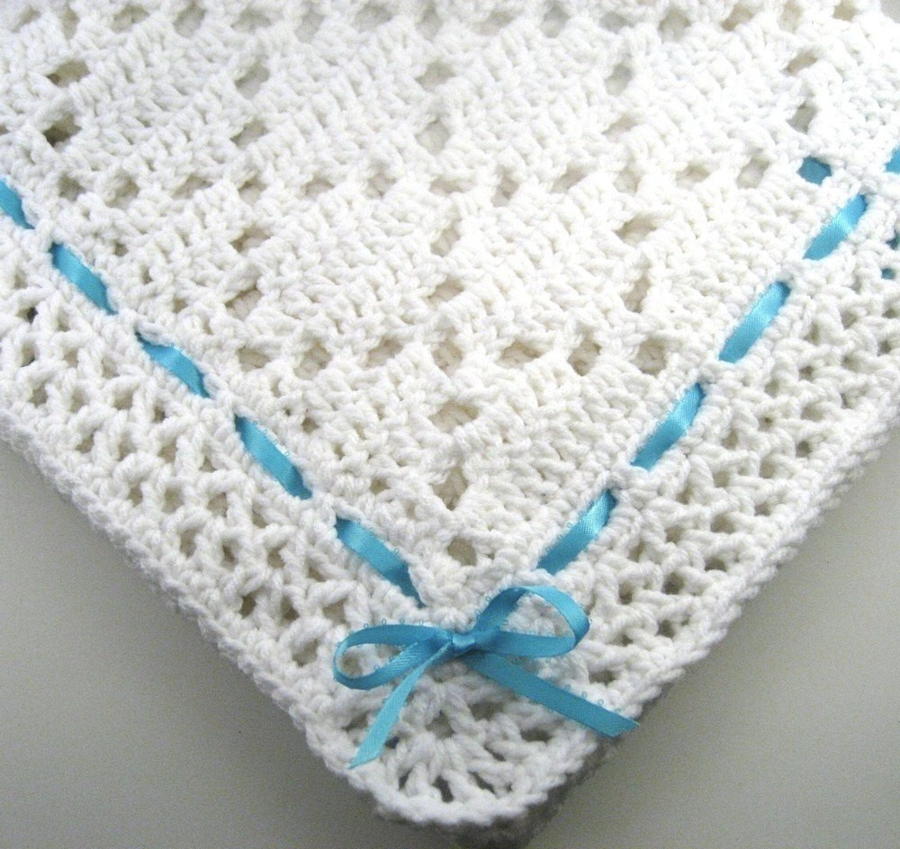 Crochet Baby Blankets Free Patterns For Beginners