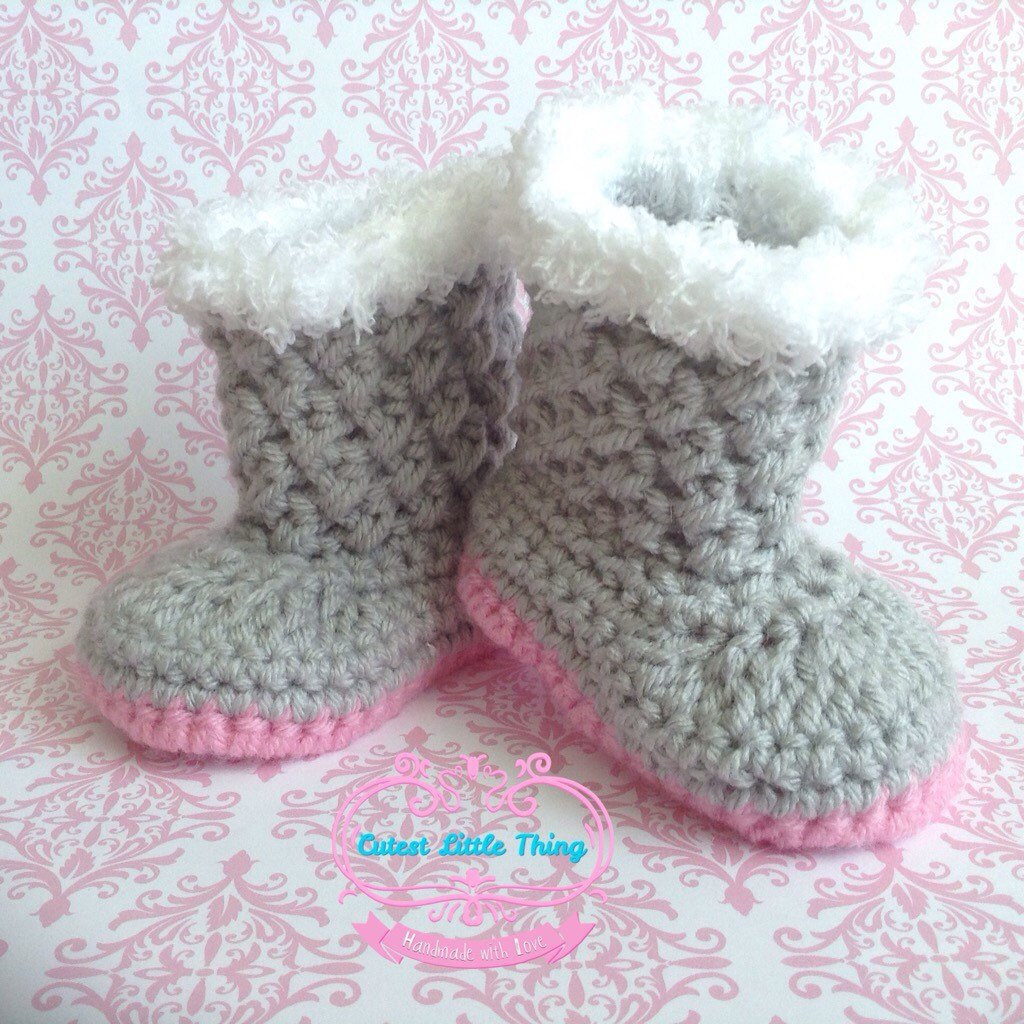 Crochet for Baby Girl Awesome Baby Girl Boots Crochet Baby Girl Booties Newborn Booties Of Top 41 Pics Crochet for Baby Girl