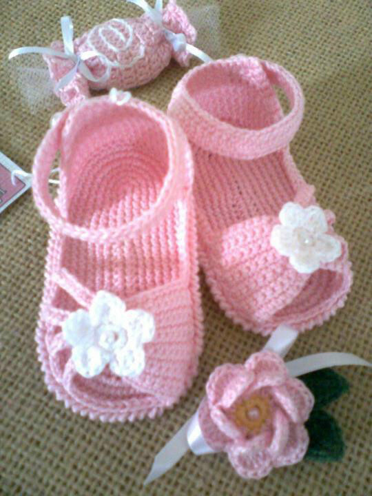 Crochet for Baby Girl Unique Crochet Baby Girl Sandals Free Pattern Of Top 41 Pics Crochet for Baby Girl