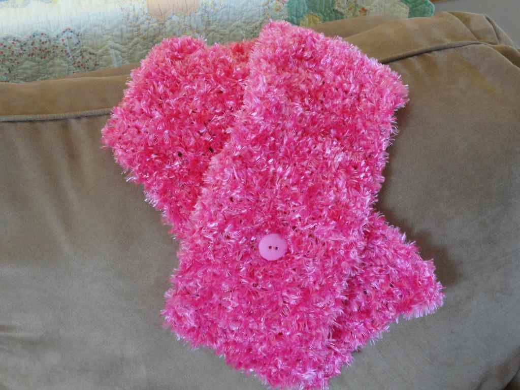 Crochet for Cancer Lovely Crochet Cancer Ribbon Scarf – Yarnchick Of Contemporary 40 Pictures Crochet for Cancer