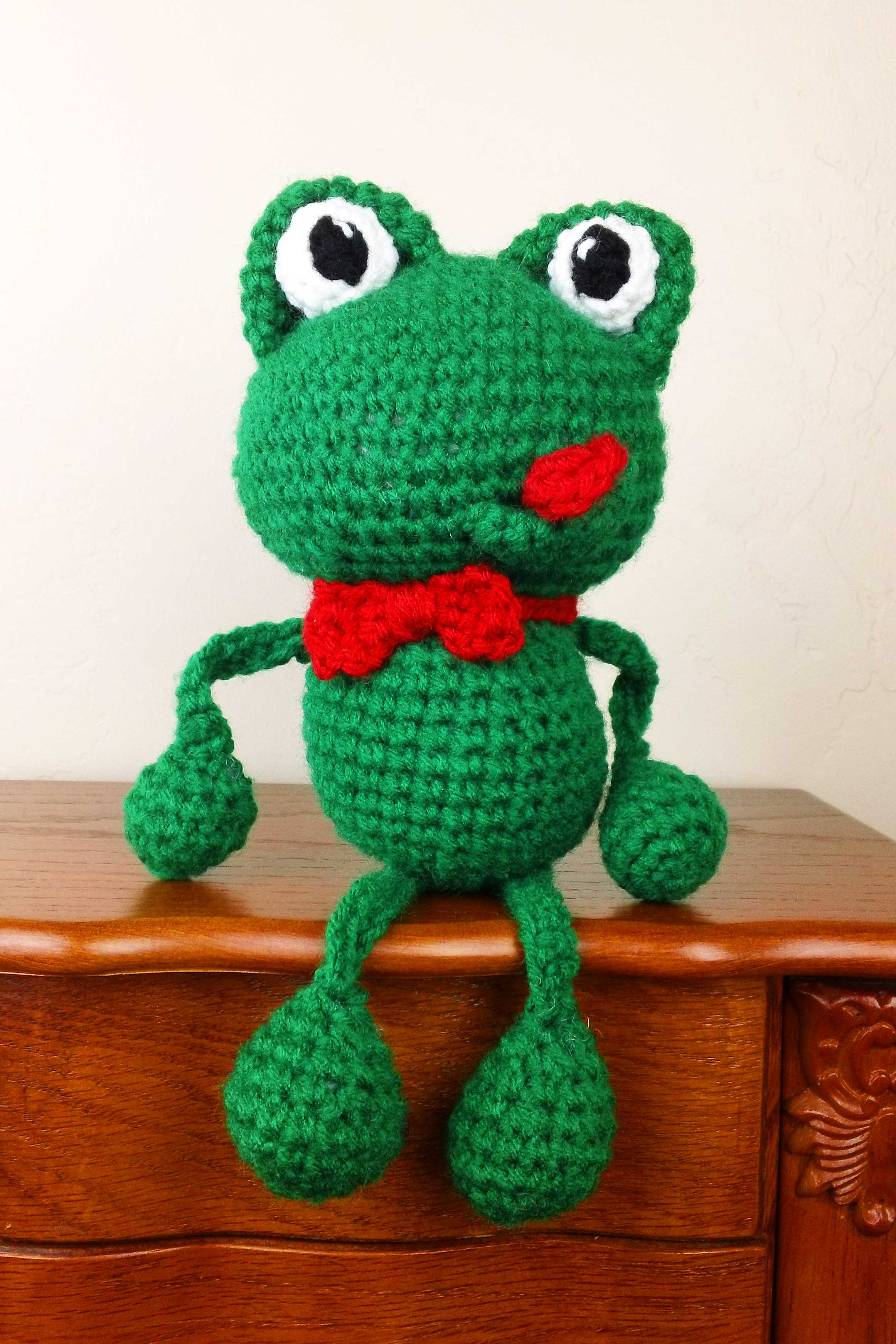 Crochet Frogs Awesome Crochet Frog Pattern Of Superb 49 Pictures Crochet Frogs