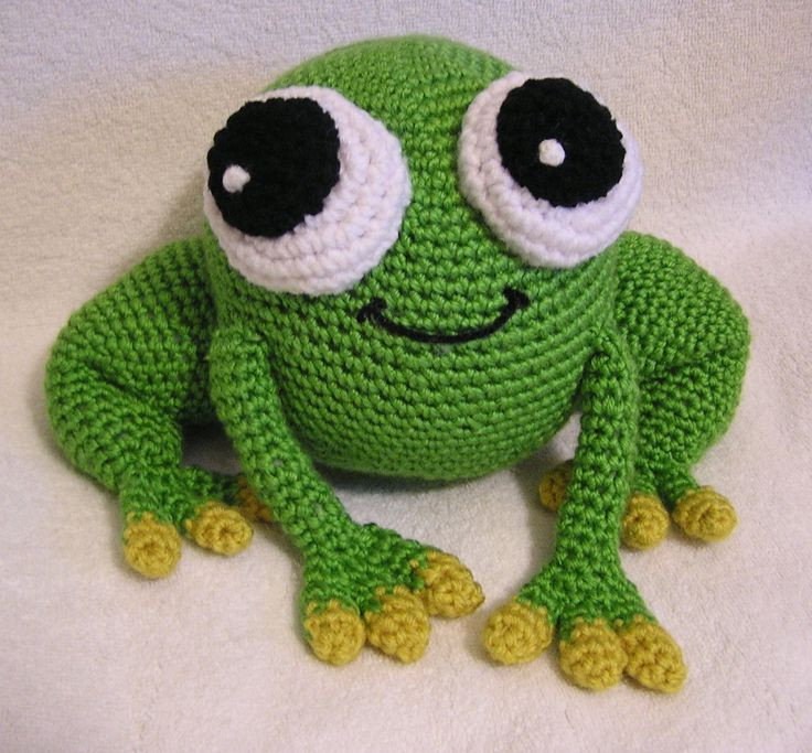 Crochet Frogs Awesome Frances the Adorable Frog Free Pattern Of Superb 49 Pictures Crochet Frogs