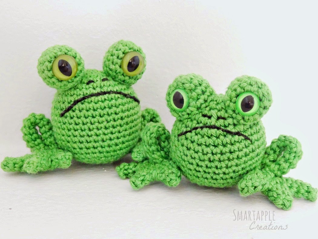 Crochet Frogs Beautiful Smartapple Creations Amigurumi and Crochet Free Pattern Of Superb 49 Pictures Crochet Frogs