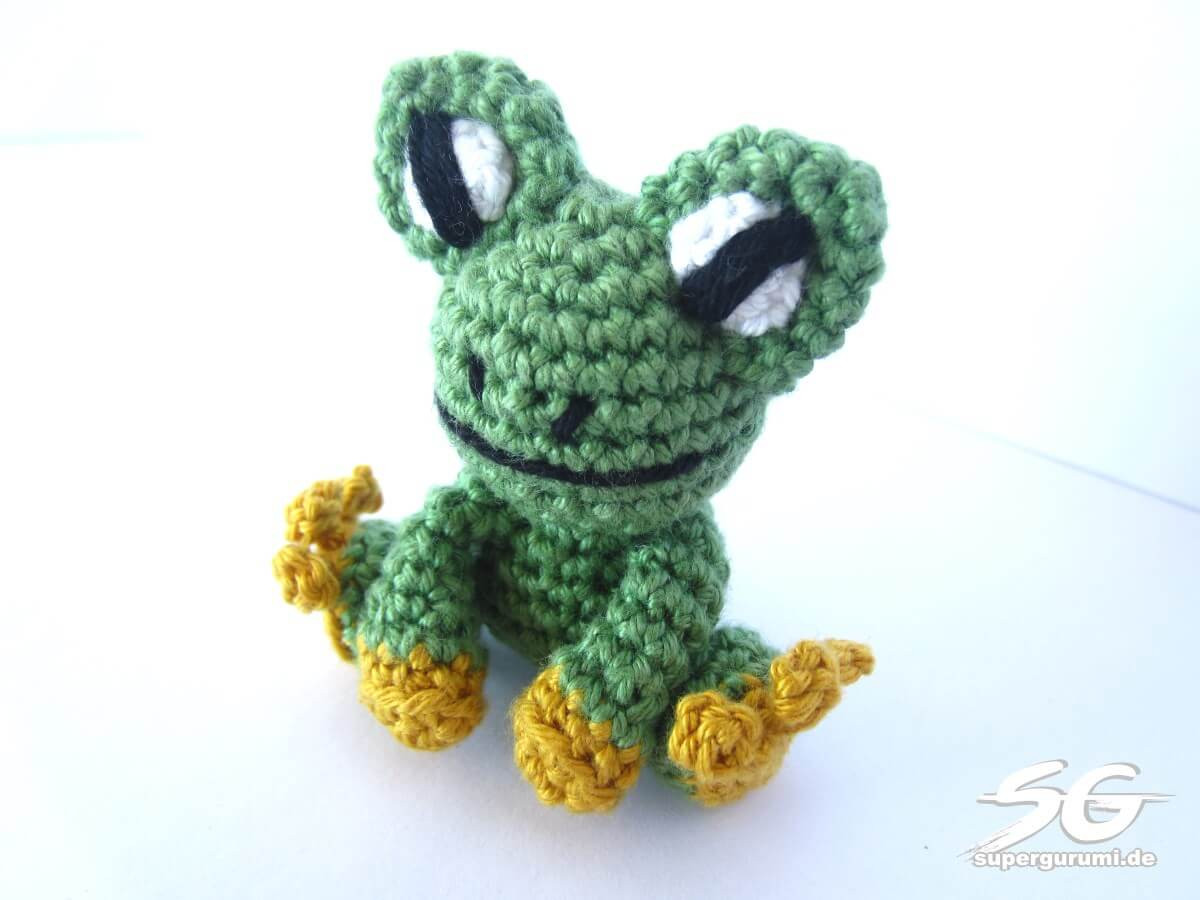 Crochet Frogs Best Of Amigurumi Crochet Frog Pattern Supergurumi Of Superb 49 Pictures Crochet Frogs