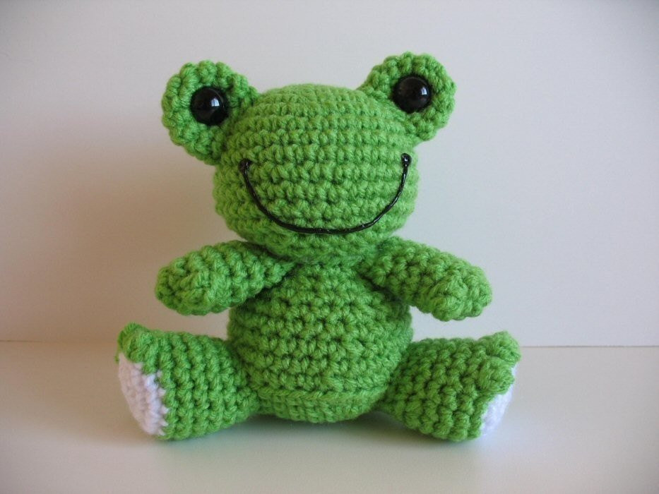 Crochet Frogs Best Of Amigurumi Frog Pdf Pattern Of Superb 49 Pictures Crochet Frogs
