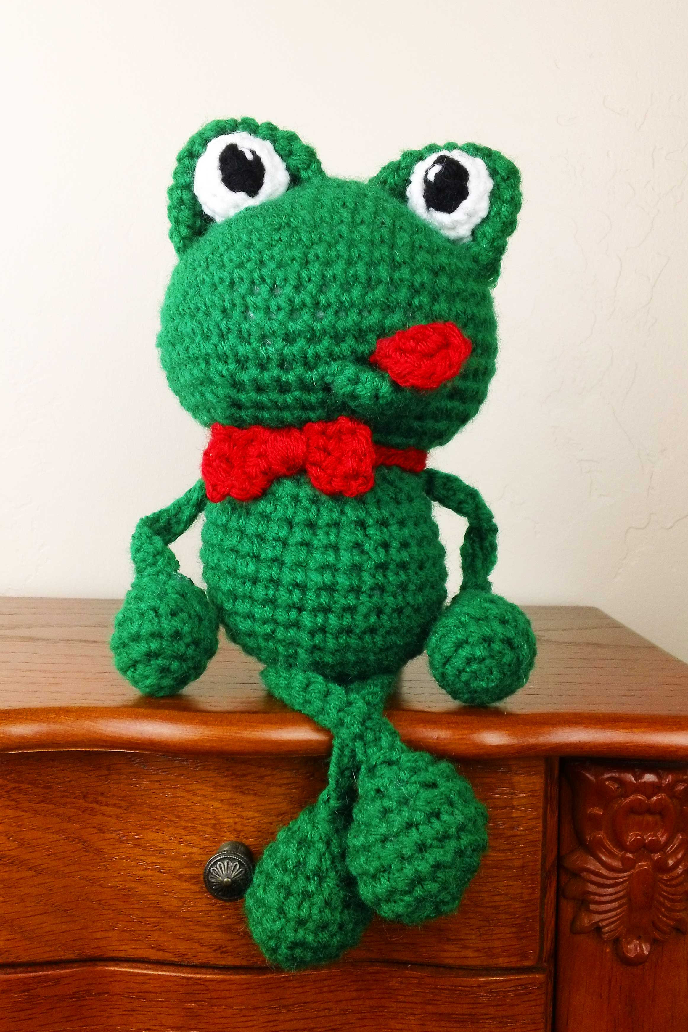 Crochet Frogs Best Of Crochet Frog Pattern Of Superb 49 Pictures Crochet Frogs