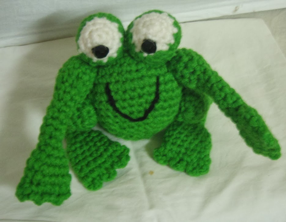 Crochet Frogs Best Of Free Pattern for Amigurumi Crochet Frog Free Crochet Of Superb 49 Pictures Crochet Frogs
