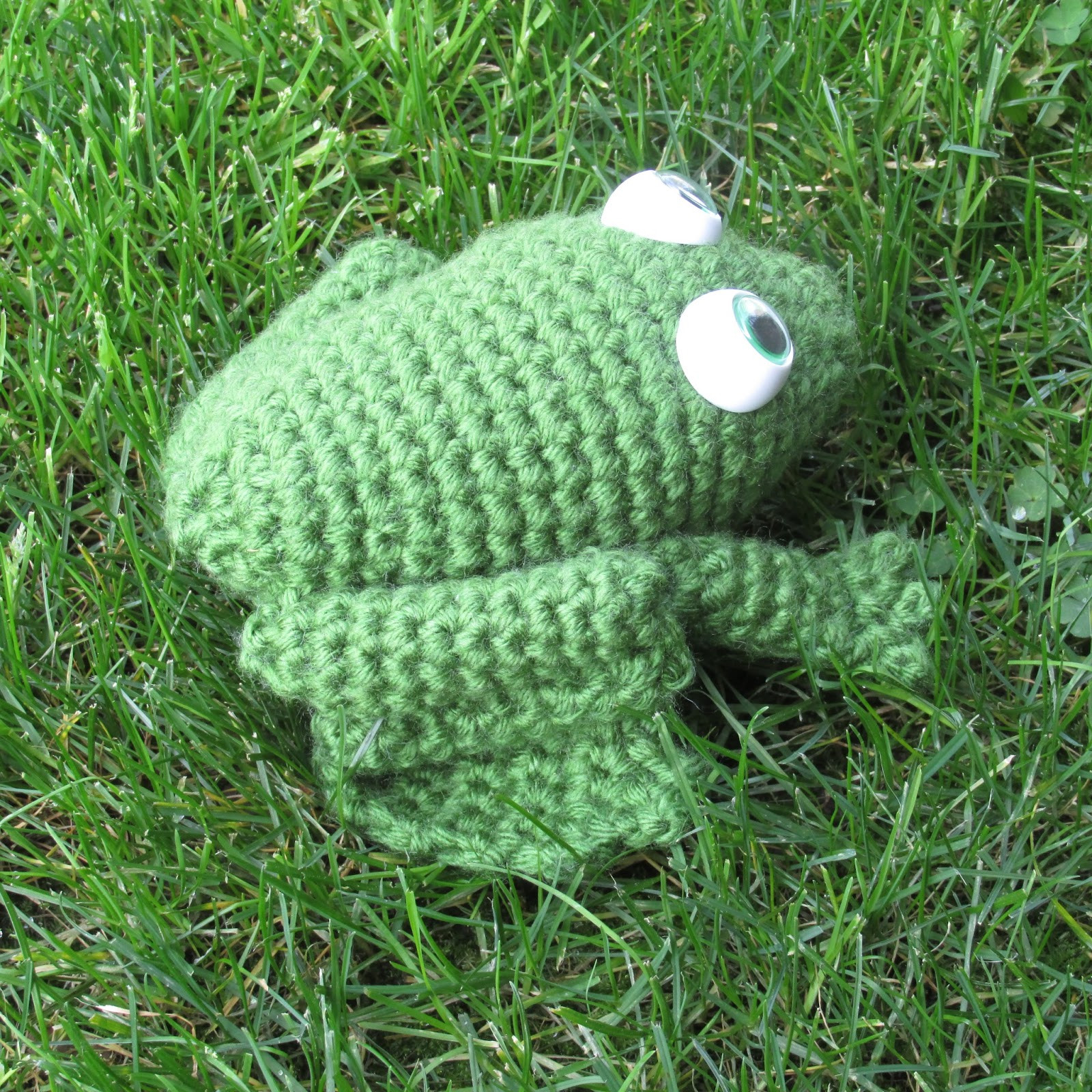 Crochet Frogs Inspirational Spiderling Dreams Free Crochet Bullfrog Pattern Of Superb 49 Pictures Crochet Frogs