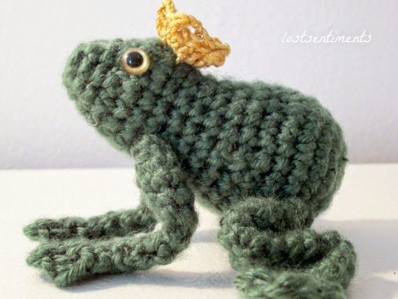 Crochet Frogs Lovely Lostsentiments Free Amigurumi Frog Prince Pattern Of Superb 49 Pictures Crochet Frogs
