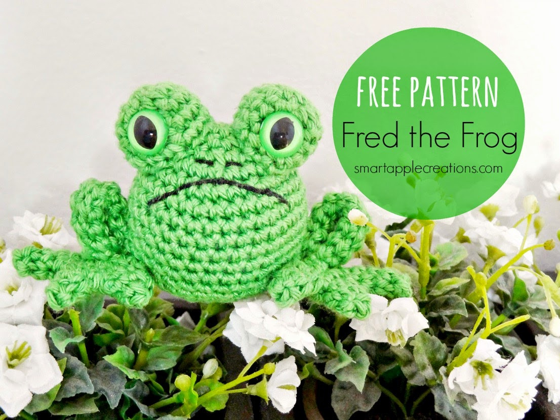 Crochet Frogs Luxury Crochet A Frog for April – It's National Frog Month Of Superb 49 Pictures Crochet Frogs