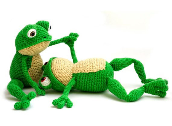 Crochet Frogs Luxury Crochet Pattern Frog Amigurumi Instant Pdf Of Superb 49 Pictures Crochet Frogs