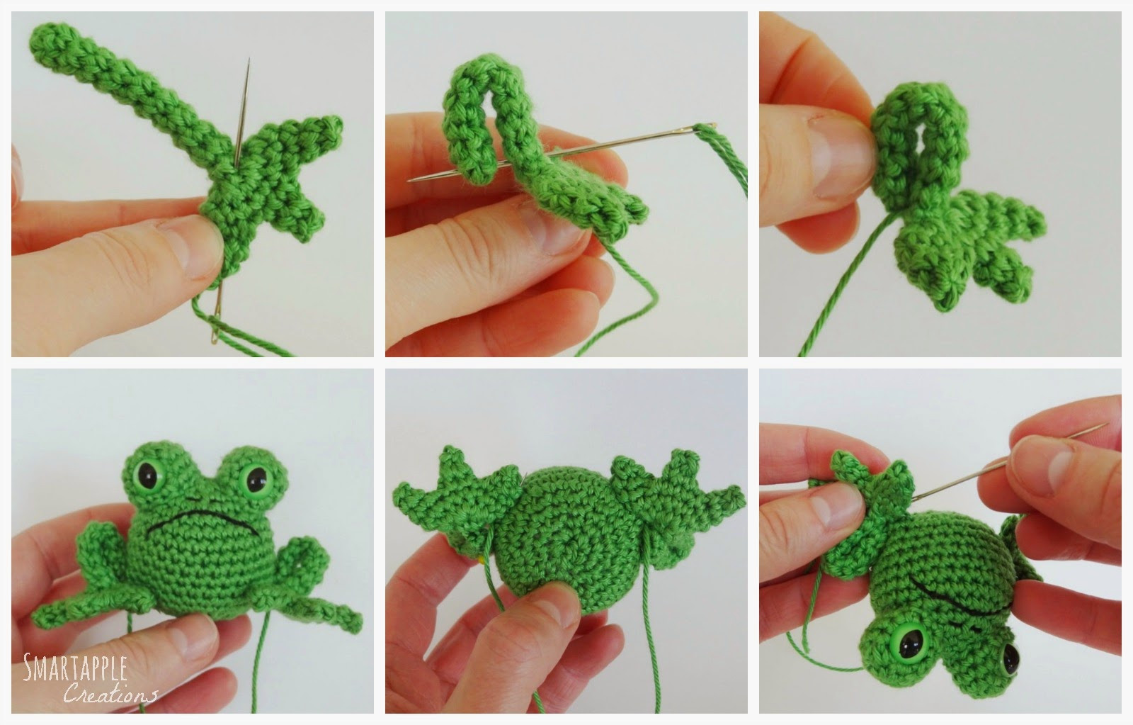 Crochet Frogs Luxury Smartapple Creations Amigurumi and Crochet Free Pattern Of Superb 49 Pictures Crochet Frogs