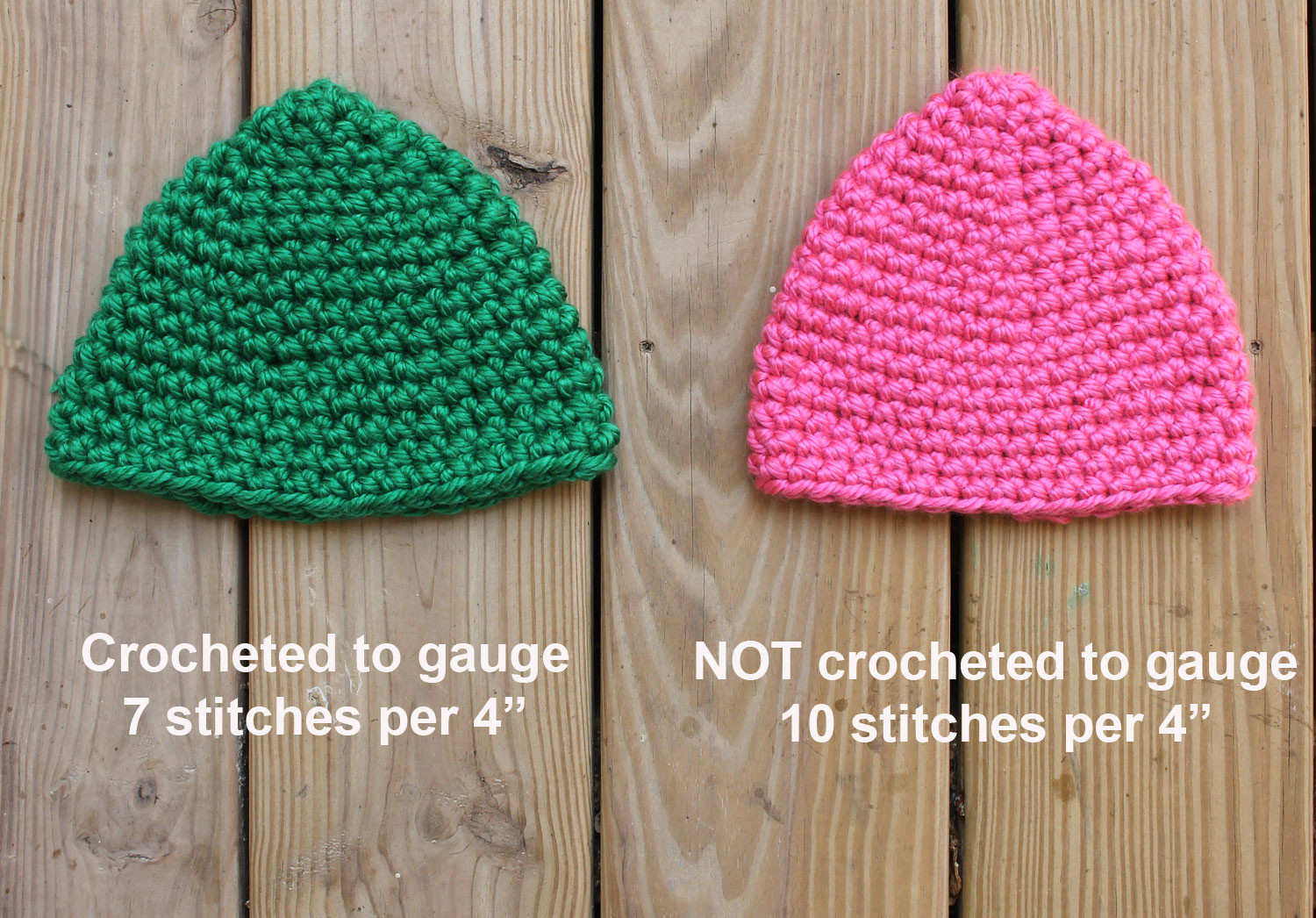 Crochet Gauge 101 Why Gauge Matters and How to Match It