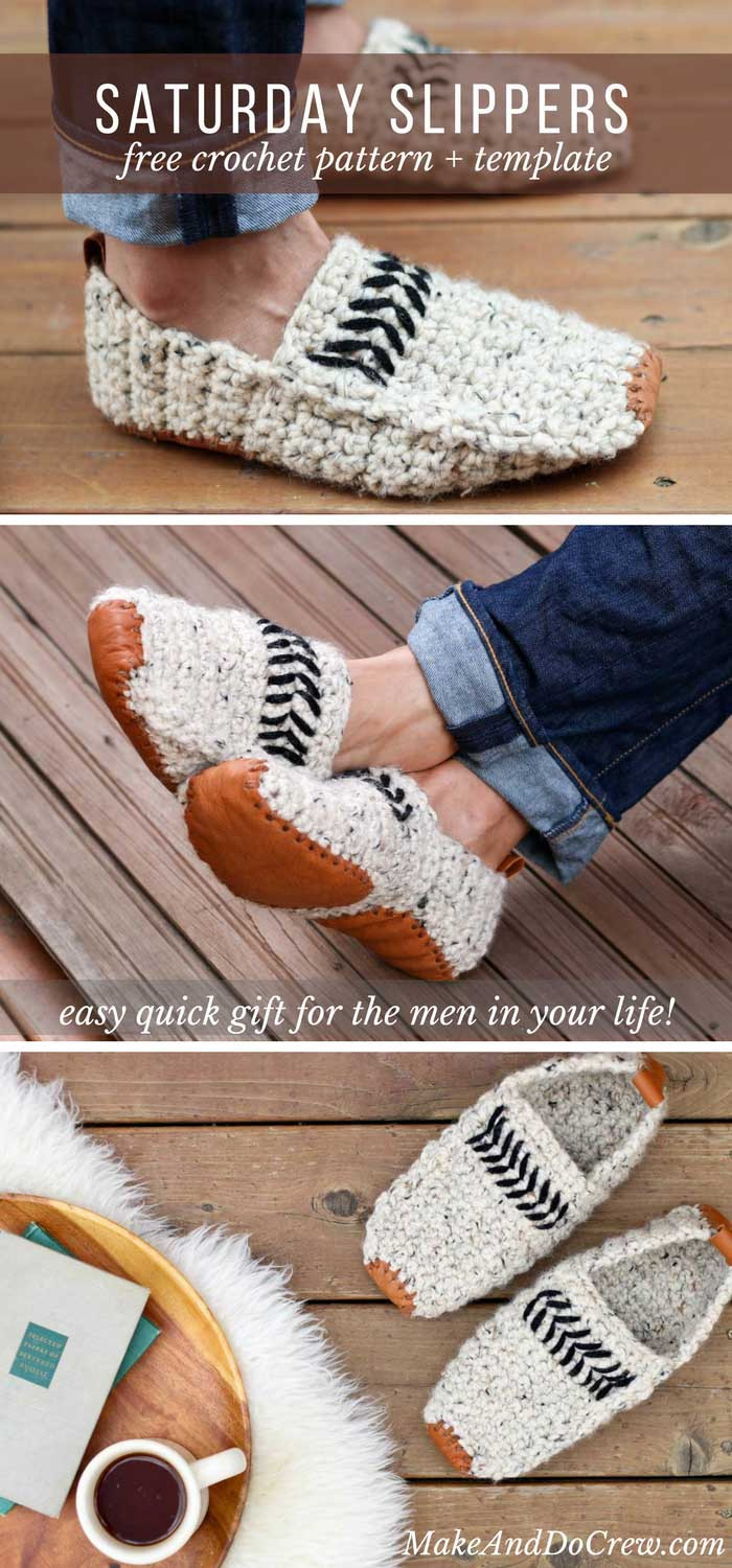 Crochet Gifts for Men Beautiful Make Leather soled Shoes Less Slippery Style Guru Of Great 49 Pictures Crochet Gifts for Men