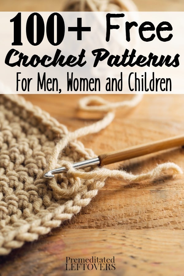 Crochet Gifts for Men New 100 Free Crochet Patterns for Men Women and Children Of Great 49 Pictures Crochet Gifts for Men