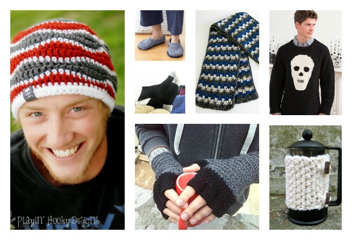 Crochet Gifts for Men Unique 10 Free Men S Crochet Patterns for Holiday Gift Ideas Of Great 49 Pictures Crochet Gifts for Men