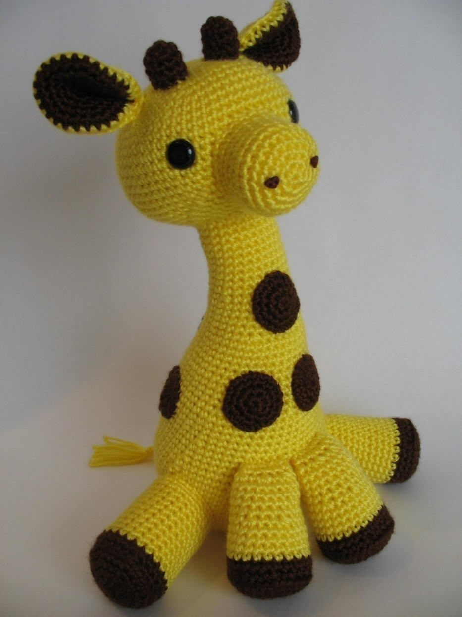 Crochet Giraffe Pattern Awesome Amigurumi Giraffe Pdf Pattern Of Marvelous 41 Ideas Crochet Giraffe Pattern