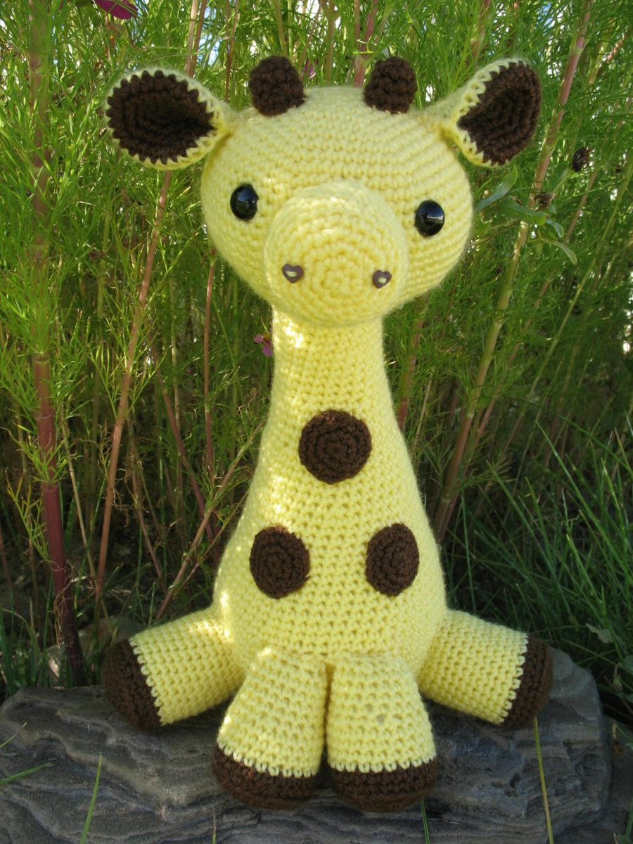 Crochet Giraffe Pattern Best Of Amigurumi Giraffe by Djonesgirlz On Deviantart Of Marvelous 41 Ideas Crochet Giraffe Pattern