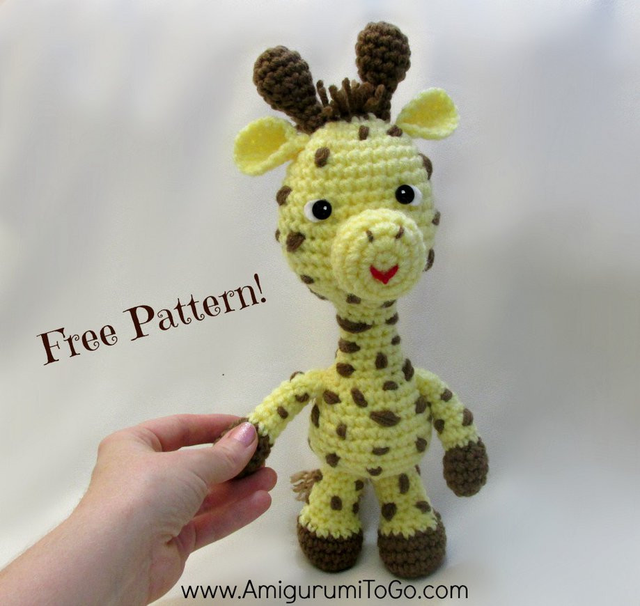 Crochet Giraffe Pattern Elegant How to Crochet A Giraffe by sojala On Deviantart Of Marvelous 41 Ideas Crochet Giraffe Pattern