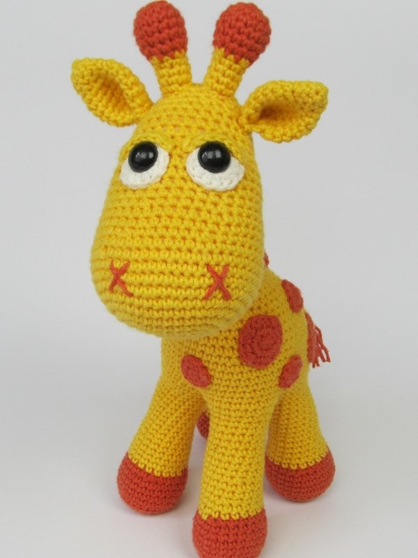 Crochet Giraffe Pattern Inspirational Instructions for Crocheting A Giraffe Diy Of Marvelous 41 Ideas Crochet Giraffe Pattern