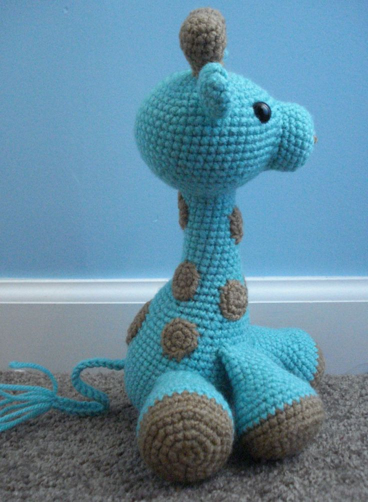 Crochet Giraffe Pattern Lovely Amigurumi Giraffe 2 by theartisansnook On Deviantart Of Marvelous 41 Ideas Crochet Giraffe Pattern