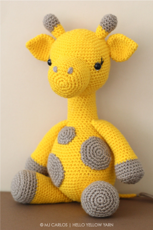 Crochet Giraffe Pattern Lovely Crochet Amigurumi Giraffe – Graceful Gemma Of Marvelous 41 Ideas Crochet Giraffe Pattern