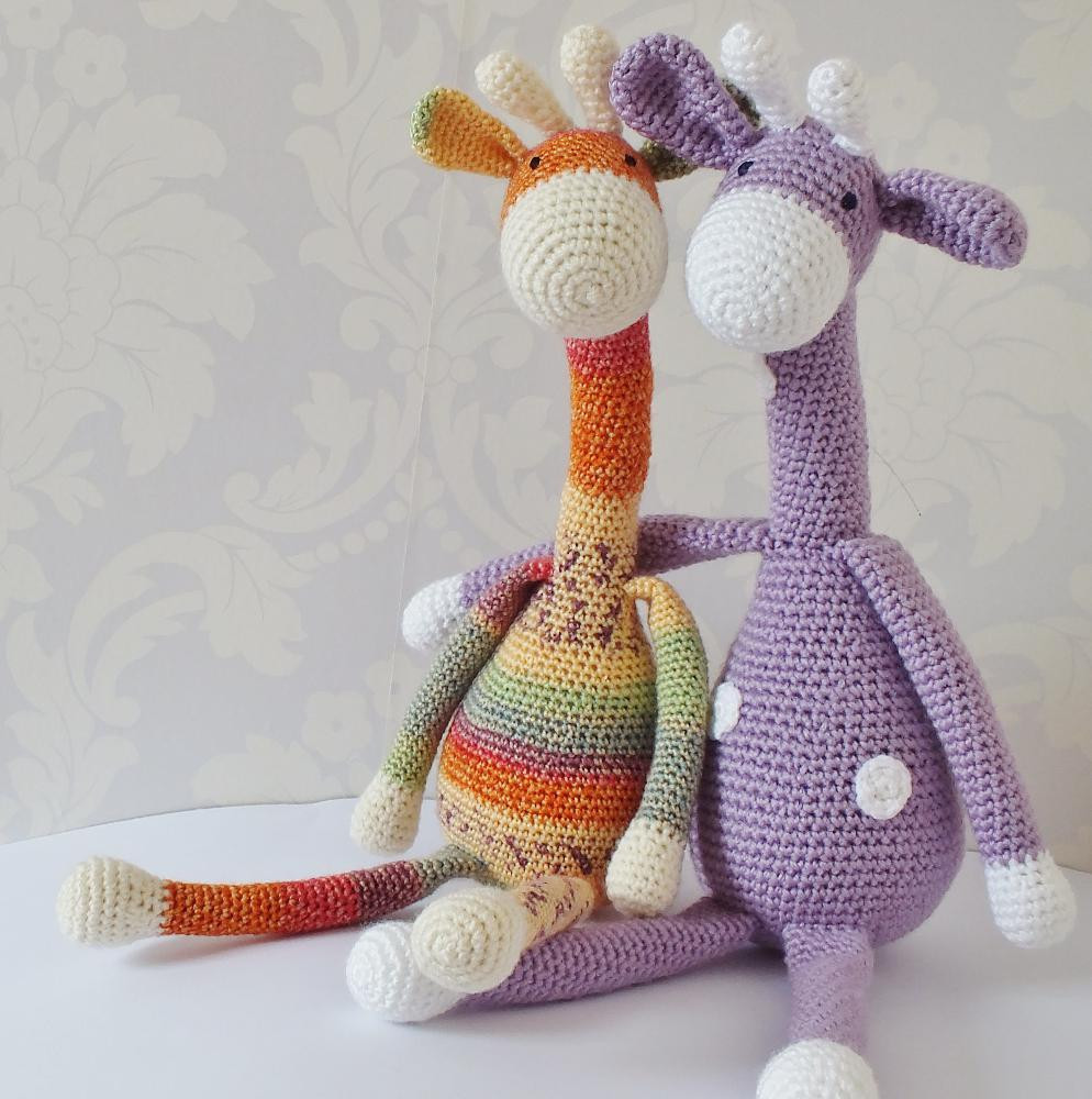 Crochet Giraffe Pattern Unique top 10 Animal Crochet Patterns • Lovecrochet Blog Of Marvelous 41 Ideas Crochet Giraffe Pattern