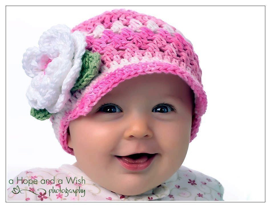 Crochet Girl Hat Beautiful Baby Girl Hat Crochet Baby Hat toddler Girls Hat Crochet Of Superb 47 Pics Crochet Girl Hat