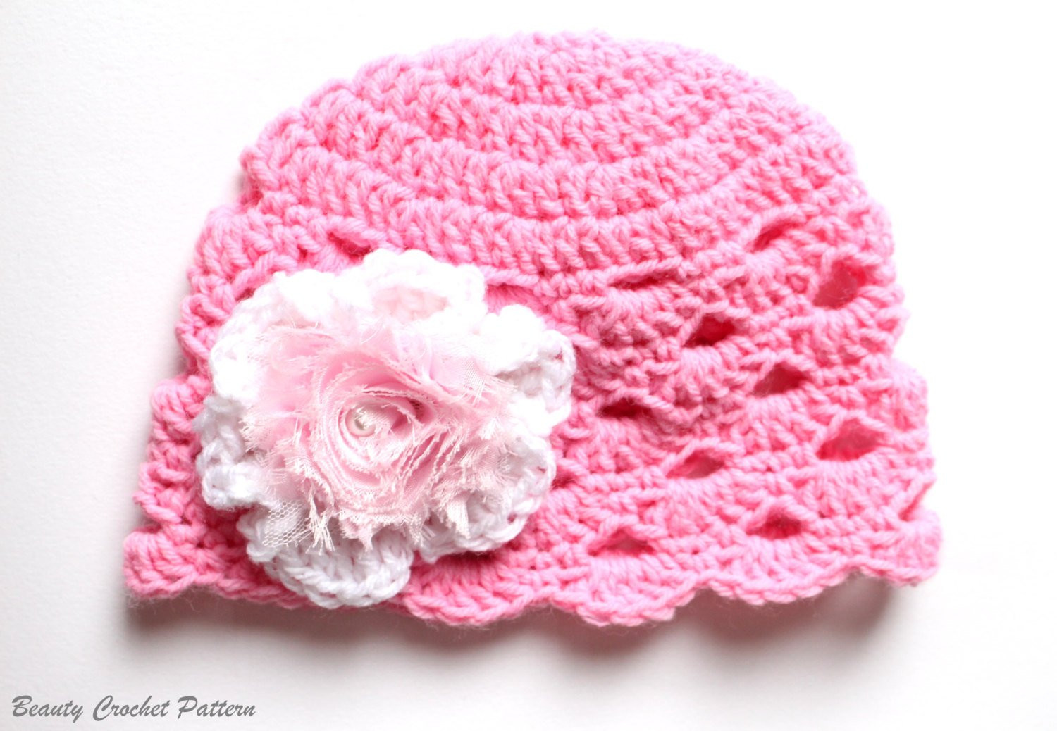 Crochet Girl Hat Inspirational Baby Girl Hat with Flower Baby Girl Hat Crochet Pattern Of Superb 47 Pics Crochet Girl Hat