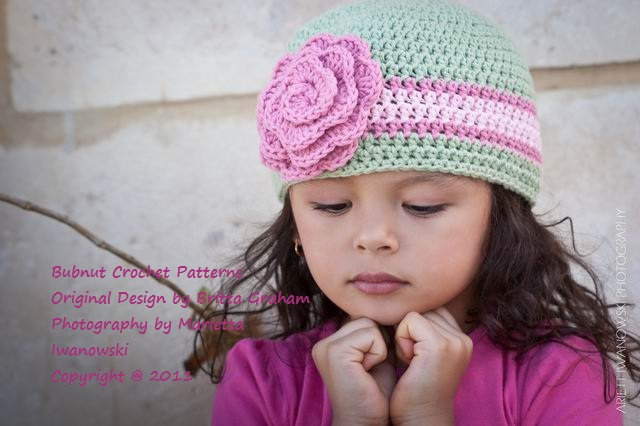 crochet hats for toddlers free patterns