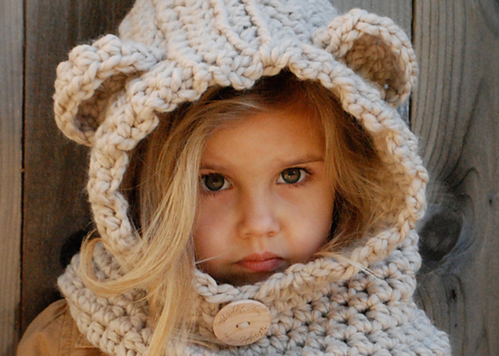 Ridiculously Cute Crochet Hat Patterns for Girls Andrea