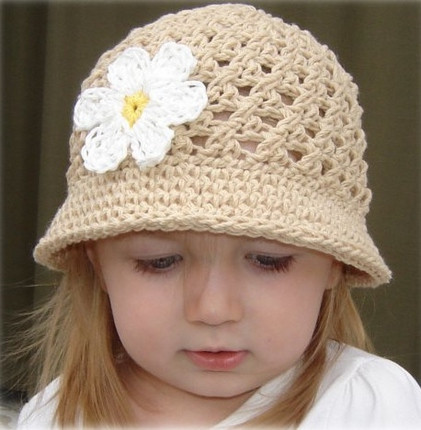 Crochet Girls Hats Awesome the Gallery for Girls Hats with Flowers Of New 46 Ideas Crochet Girls Hats