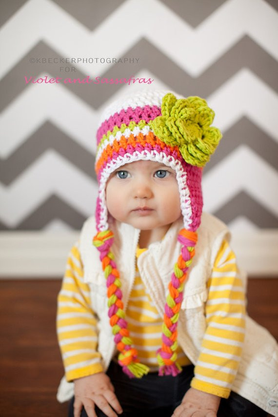 Crochet Girls Hats Beautiful Baby Hat Little Girls Hat Baby Girl Hat Crochet Baby Hat Of New 46 Ideas Crochet Girls Hats