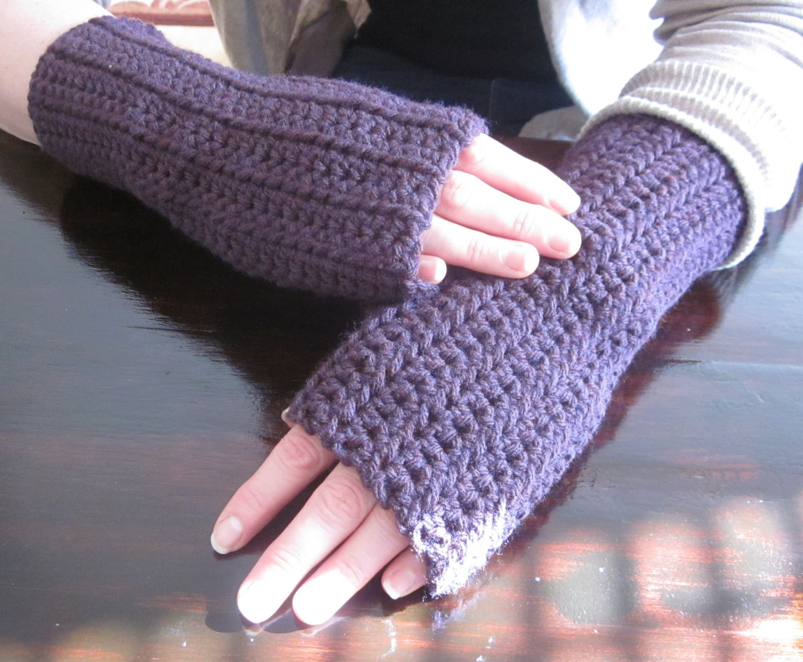 Crochet Gloves Awesome the Crafty Novice Diy Crochet Fingerless Gloves Of Amazing 45 Ideas Crochet Gloves