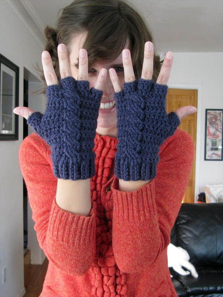 Crochet Gloves Best Of 22 soft & Warm Crochet Gloves Of Amazing 45 Ideas Crochet Gloves