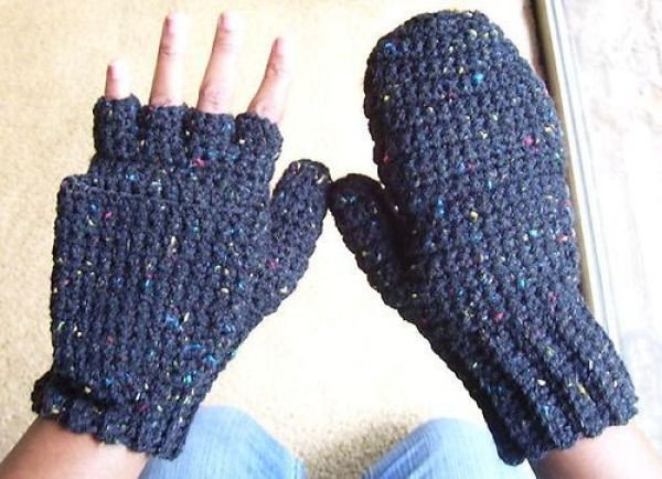 Crochet Gloves Fresh 8 Fingerless Glove Patterns to Crochet – Crochet Of Amazing 45 Ideas Crochet Gloves