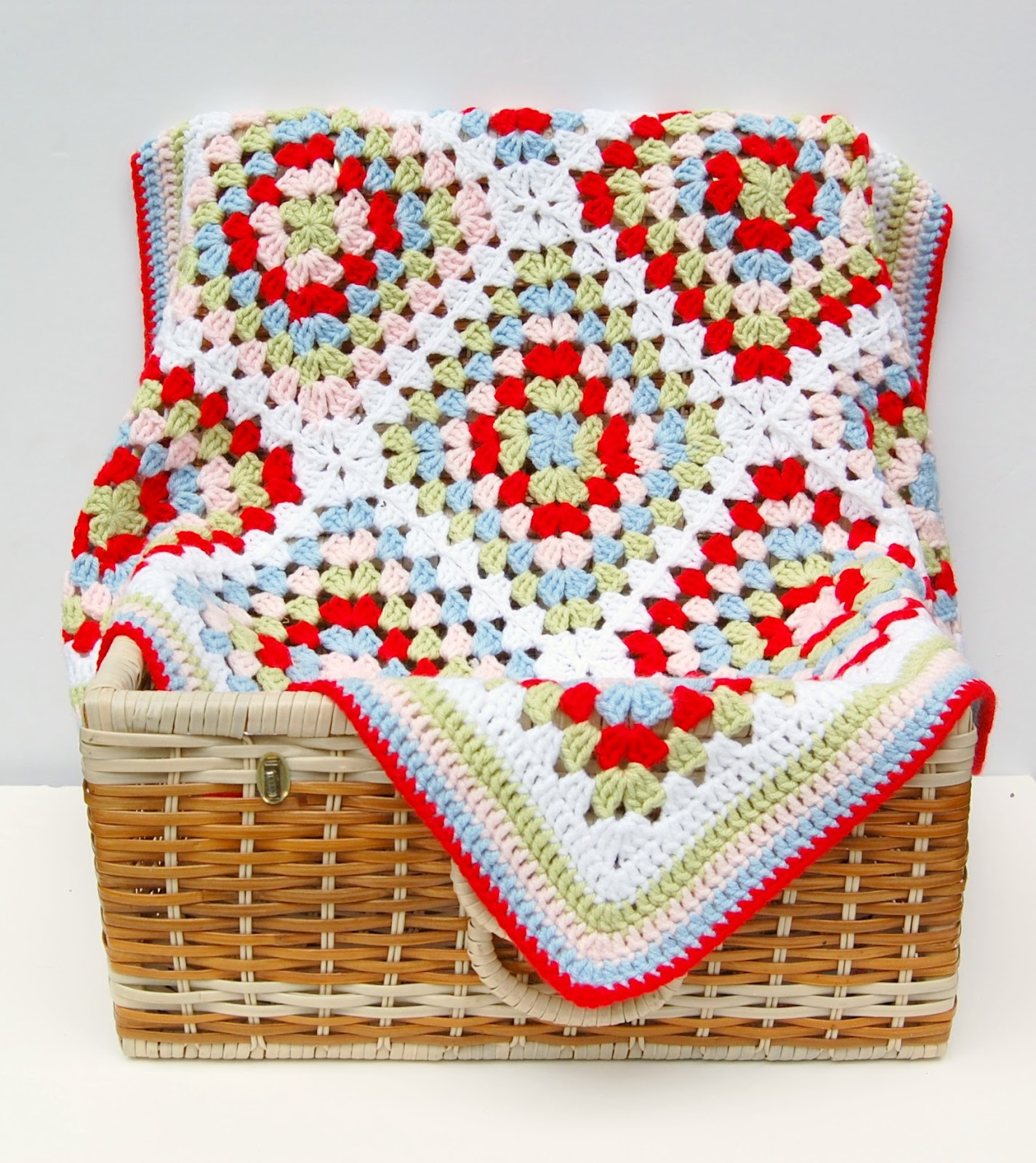 Crochet Granny Square Baby Blanket Inspirational Hopscotch Lane Matching Crochet Blanket and Owl Pillow Of Incredible 47 Pics Crochet Granny Square Baby Blanket