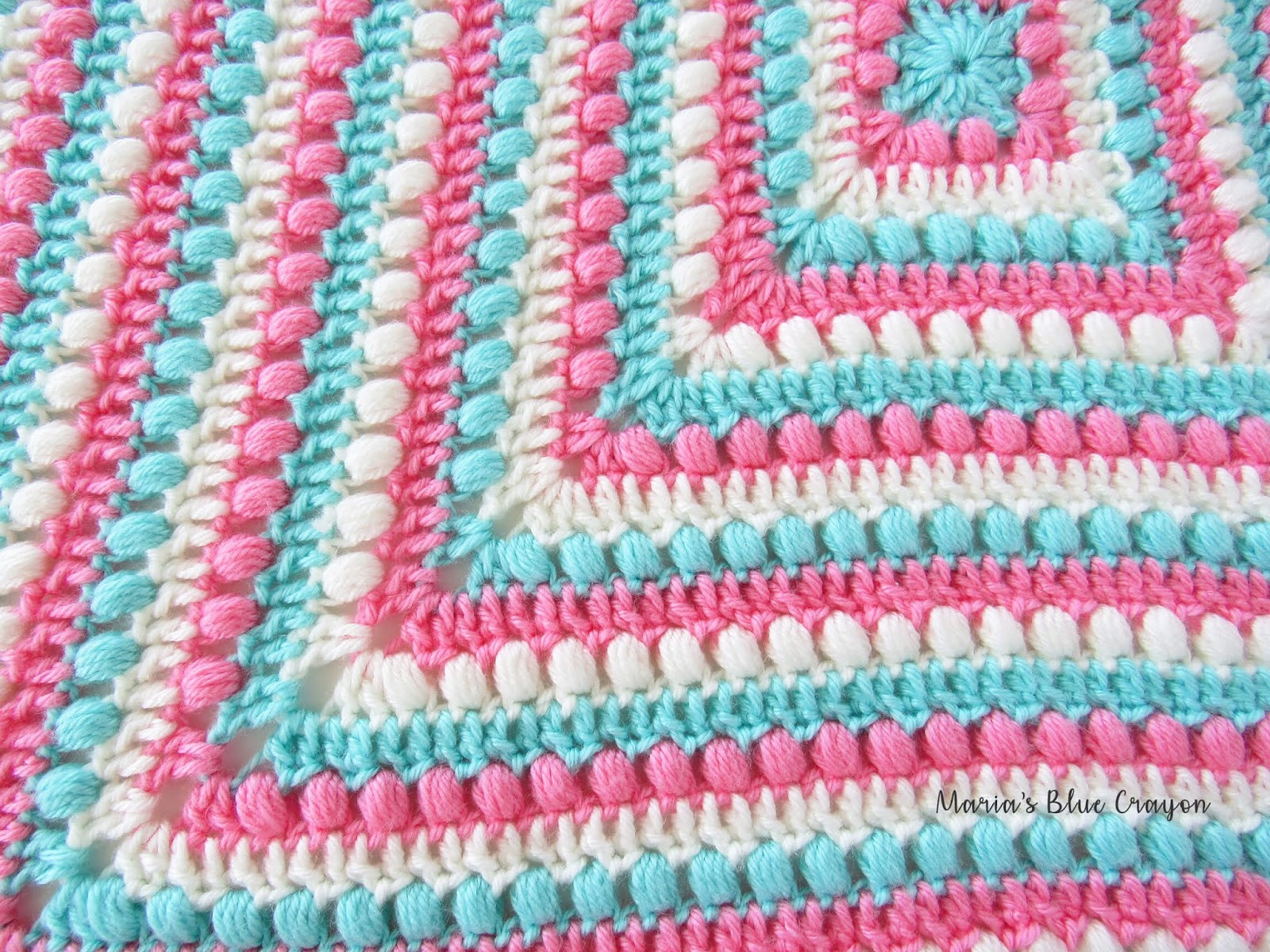 Crochet Granny Square Blanket Pattern Awesome Bobbles and Stripes Granny Square Blanket Free Easy Of Brilliant 48 Ideas Crochet Granny Square Blanket Pattern