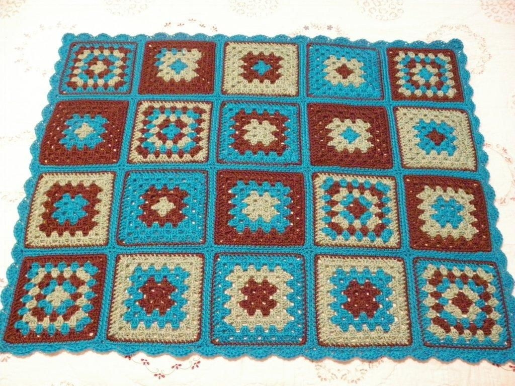 Crochet Granny Square Blanket Pattern Awesome Granny Square Patterns Of Brilliant 48 Ideas Crochet Granny Square Blanket Pattern