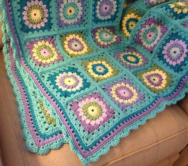 Crochet Granny Square Blanket Pattern Elegant 25 Best Ideas About Granny Square Afghan On Pinterest Of Brilliant 48 Ideas Crochet Granny Square Blanket Pattern