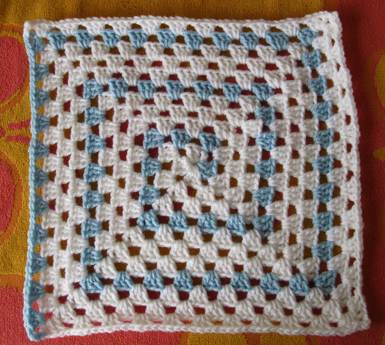 SmoothFox Crochet and Knit SmoothFox s Spiral Granny