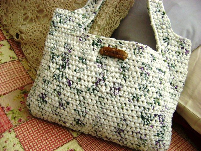 Crochet Grocery Bags Awesome 30 Best Images About Knit and Crochet On Pinterest Of New 45 Pictures Crochet Grocery Bags