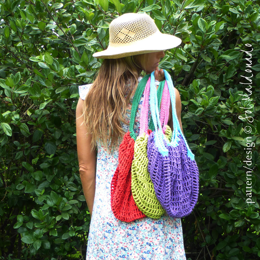 Crochet Grocery Bags Awesome Crochet Pattern Grocery Bag Pdf tote Mesh Crochet Bag Of New 45 Pictures Crochet Grocery Bags