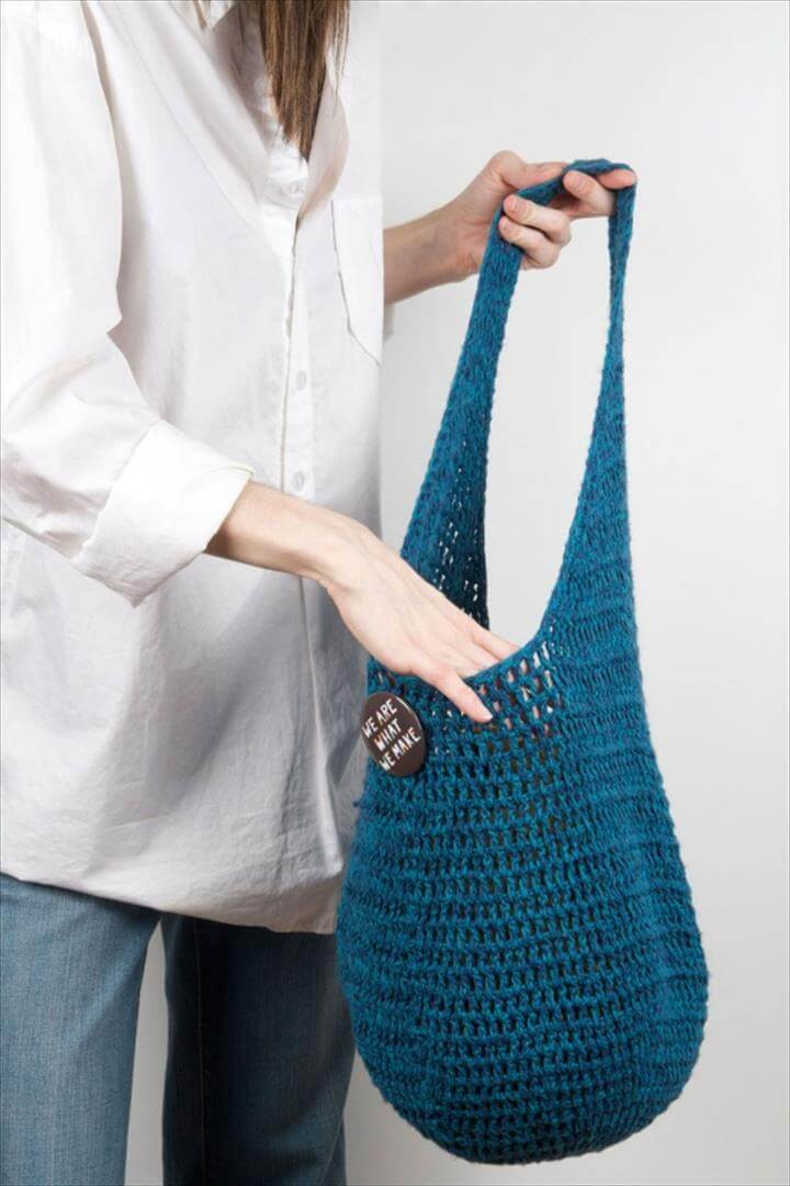 Crochet Grocery Bags Best Of 50 Diy Crochet Purse tote & Bag Patterns Of New 45 Pictures Crochet Grocery Bags
