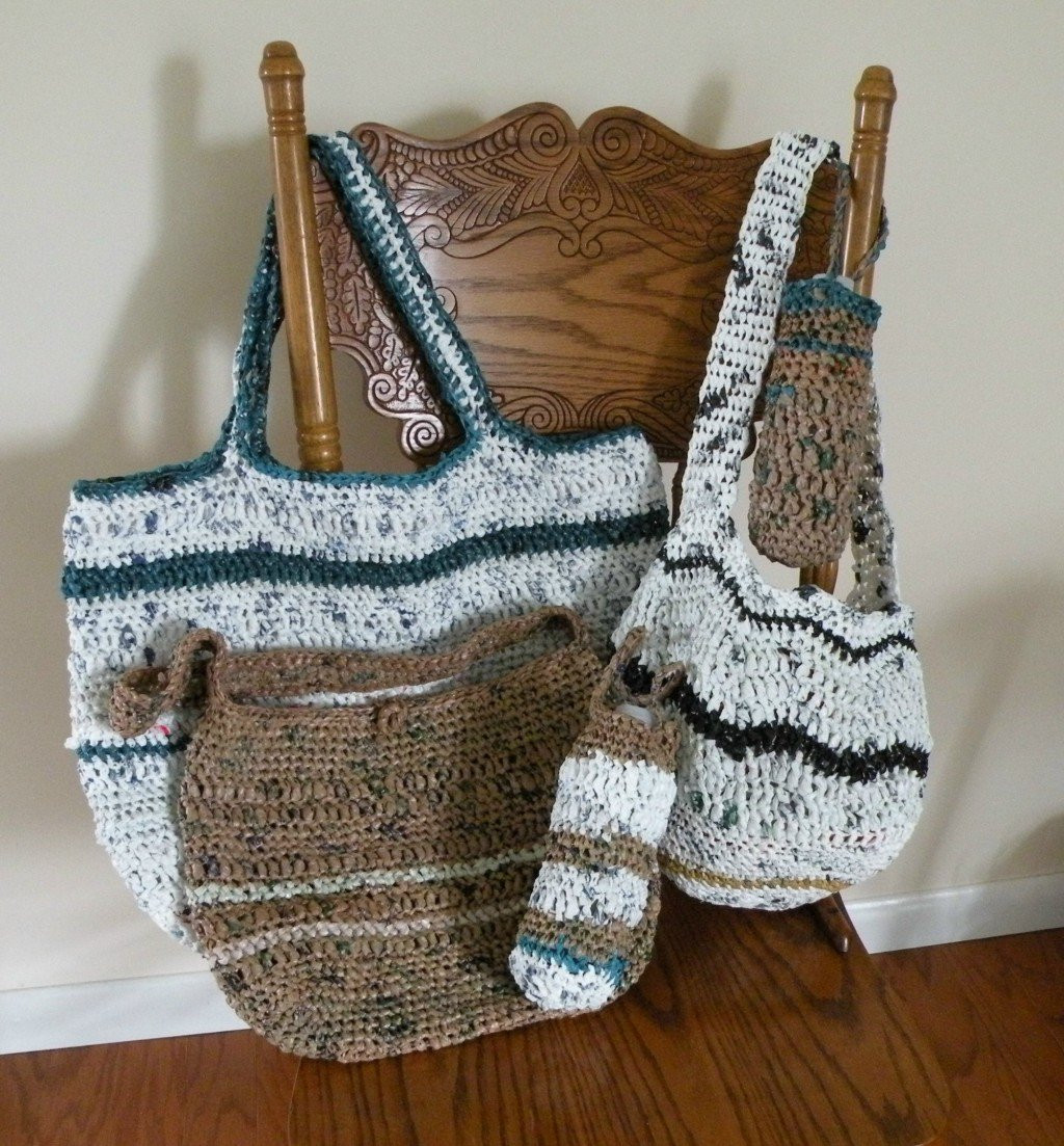 Crochet Grocery Bags Best Of Crochet Fun Beach Bags From Recycled Plastic Bags Of New 45 Pictures Crochet Grocery Bags
